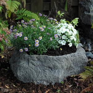 Planter Accent Rock