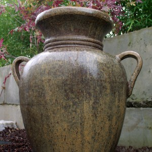 www.LiquidArtFountains.com Handles Pottery