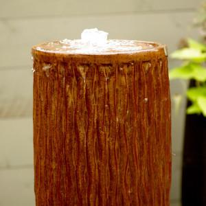 www.LiquidArtFountains.com Honeycomb Pottery